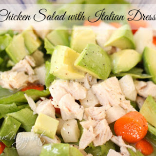Roast Chicken Italian Dressing Recipes