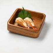 178. Shrimp Ebi Torched Sushi
