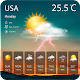 Download Weather Forecast weather Today : Weather Tomorrow For PC Windows and Mac