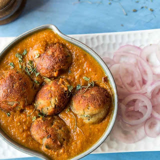 Malai Kofta Recipe (Non Fried)