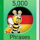 Speak German - 5000 Phrases & Sentences Download for PC Windows 10/8/7