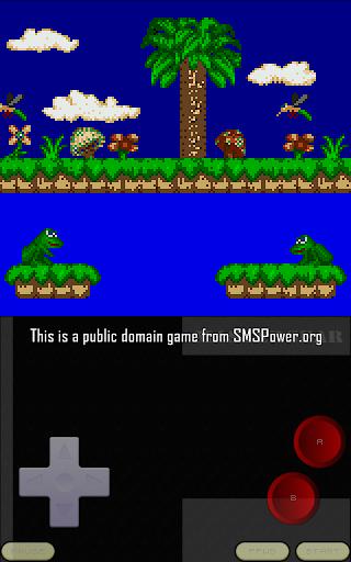 MasterGear - MasterSystem & GameGear Emulator screenshots 16