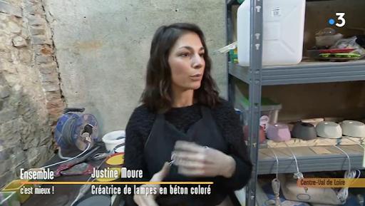 Justine, la créatrice vous dévoile ses secrets de fabrication