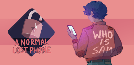 A game in which you explore the intimacy of someone whose phone you've found.
