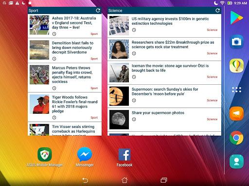 Guardian Reader screenshot 11