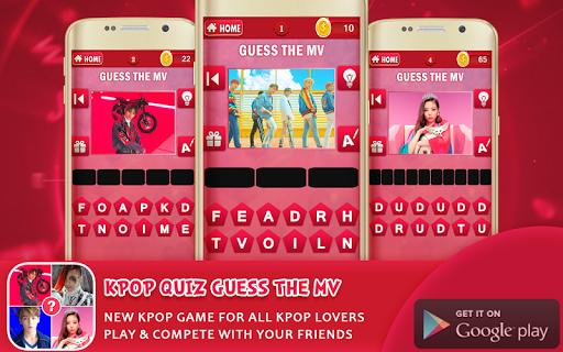 Kpop Quiz Guess The MV Apk 1