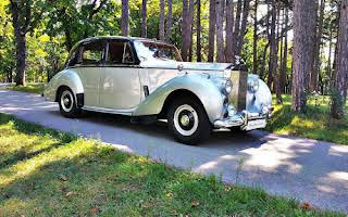 Rolls-Royce Silver Dawn Rent Niederösterreich