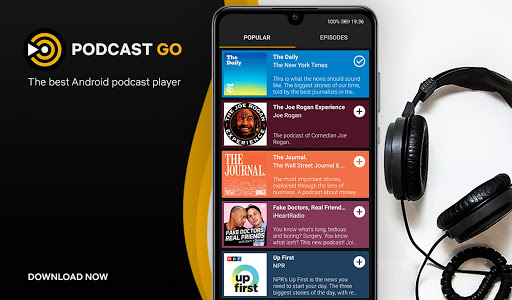 Podcast Go 2.19.1 screenshots 1
