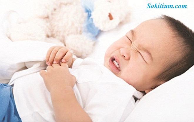 Nguyên nhân khiến trẻ khó ngủ