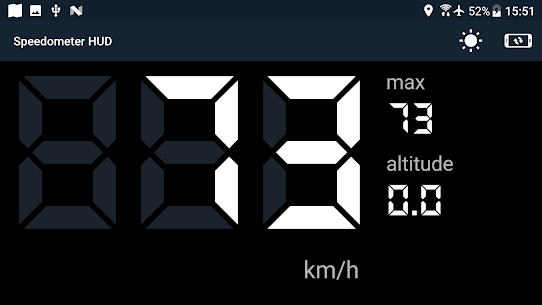 Speedometer HUD 4