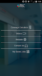 App TEC™ Coverage Calculator APK for Windows Phone