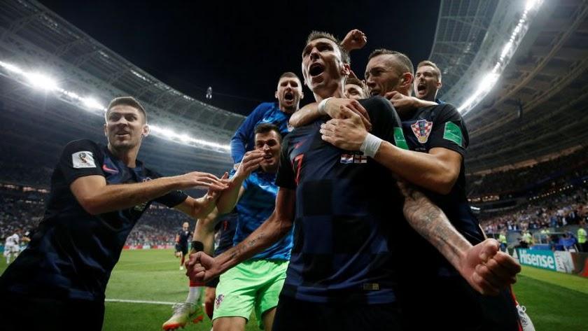 Croacia se enfrentará a Francia en la final