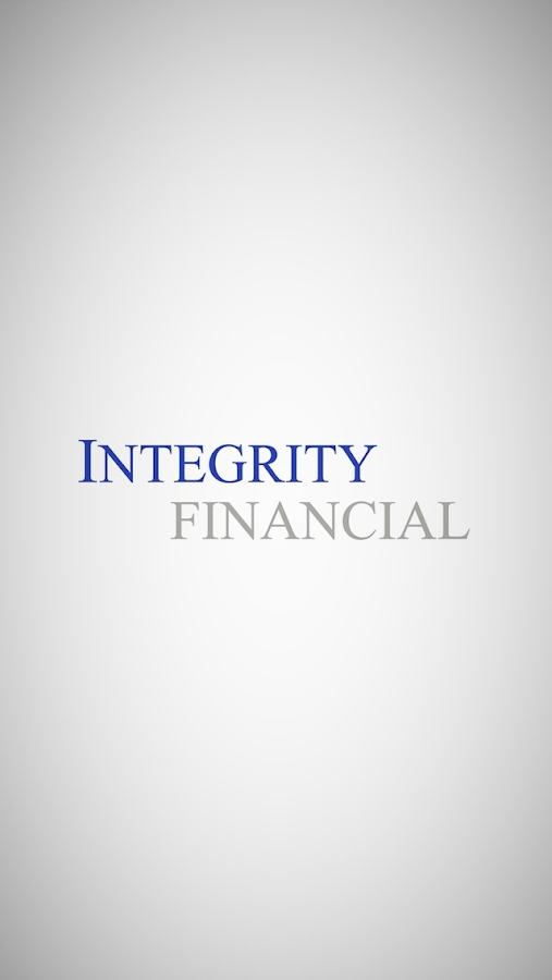 Integrity Financial Services- screenshot
