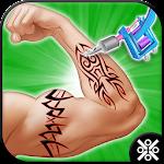 Tattoo Maker Shop Icon