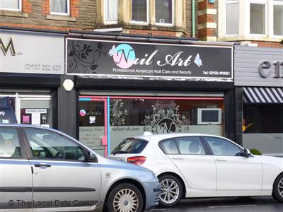 Nail Art On Albany Road Nail Salons In Plasnewydd Cardiff Cf24 3nt