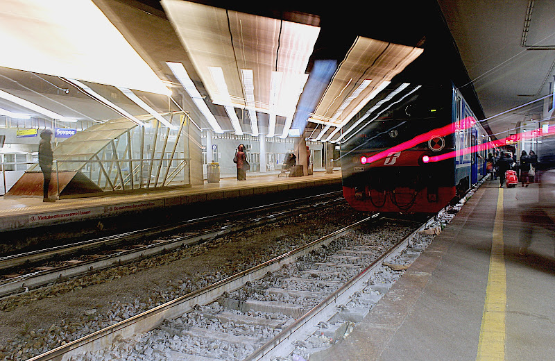 La stazione di Naldina Fornasari