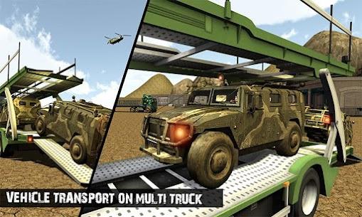 OffRoad US Army Transport Sim 6