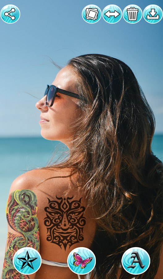 Tattoo Maker Photo Editor Android Apps On Google Play