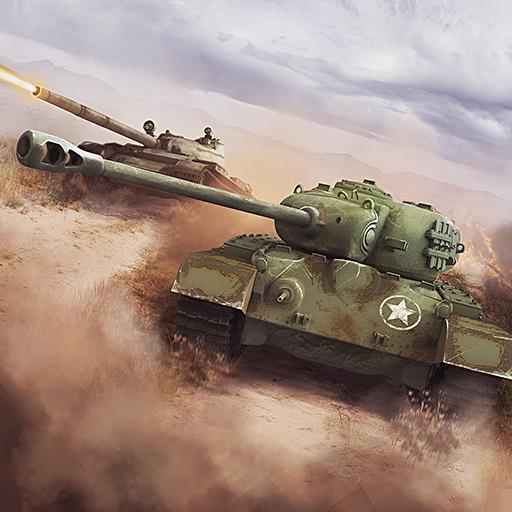 Grand Tanks: Tank Shooter Game Icon
