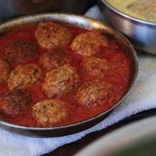 Bouillabaisse Meatballs From 'the Meatball Shop Cookbook' Recipe