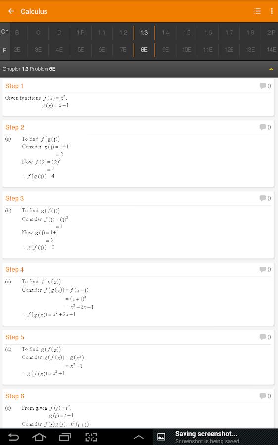 Chegg Textbooks & Study Help- screenshot