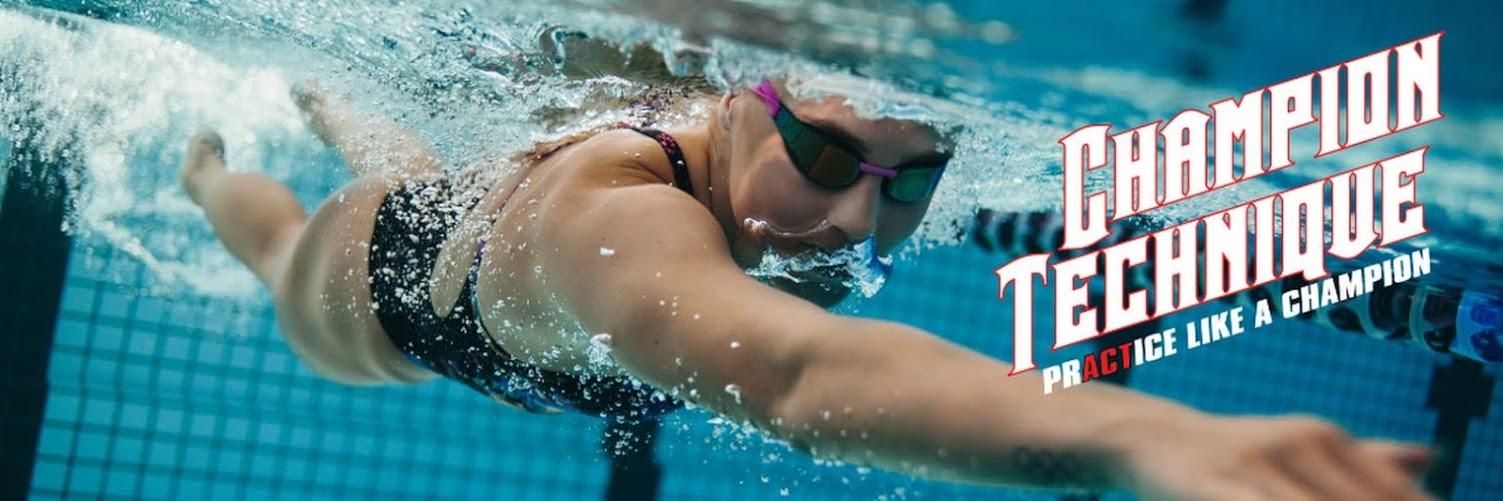 Champion Technique Swim School June 17-27, 10:30-11 AM
