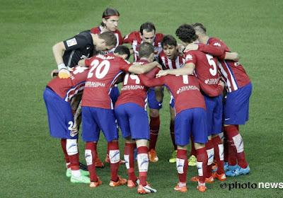 Atlético won met 1-3 van Eibar
