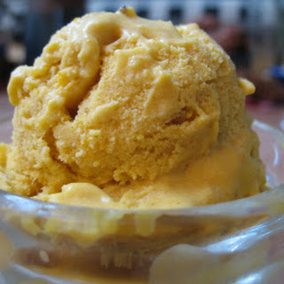Pumpkin Pie Ice Cream-with Coconut Milk Recipe