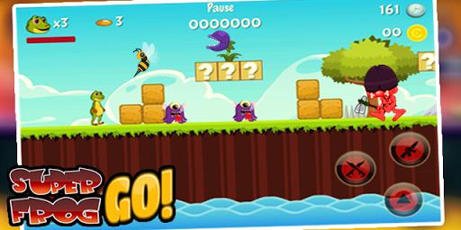 super frog go! new adventure games 2019 screenshot 3