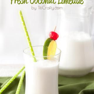 Fresh Coconut Recipes.