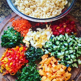 Perfect Pasta Salad.