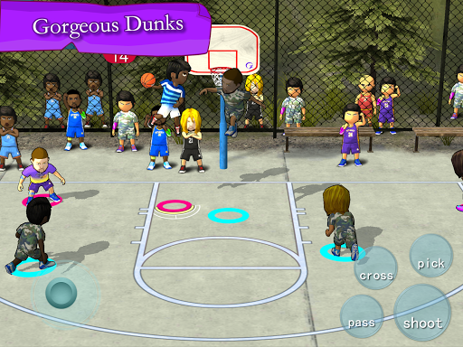 Street Basketball Association 3.1.6 screenshots 8