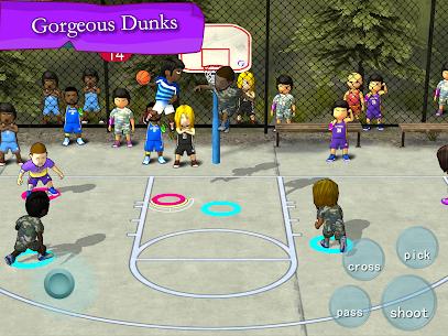 Street Basketball Association 8