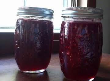 Jalapeno Raspberry Jelly
