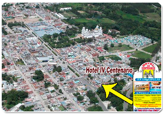 Hotel IV Centenario- screenshot