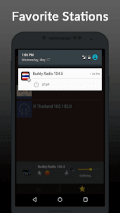 Radio Online Thailand - náhled