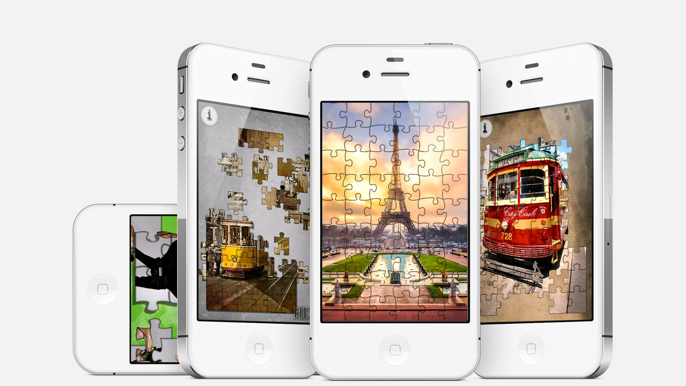 Ran Games - best jigsaw puzzles for mobile devices