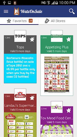android WatsOnSale Kosher Grocer Deals Screenshot 0