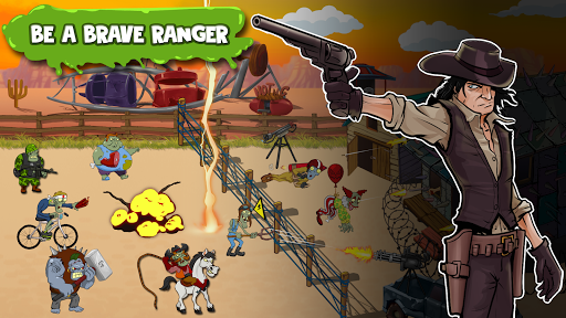 Zombie Ranch - Battle with the zombie screenshots 1