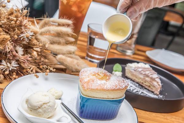 台北甜點推薦,現做法式甜點,就是剛剛好的美味!Le Partage 樂享小法廚