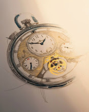 Photo: The Duomètre Sphérotourbillon Pocket Watch through the eyes of Katie Rodgers, Paper Fashion: http://bit.ly/1sQA1II