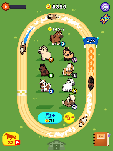 Idle Horse Racing apkpoly screenshots 12