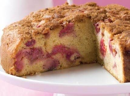 Internet Picture -- Baked In A Cake Pan Instead Of A Loaf Pan -- So They Called It Cake -- Very Similar Recipe