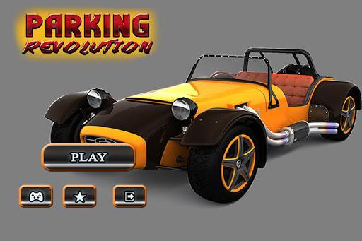 Parking Revolution: Super Car Offroad Hilly Driver 1.0 screenshots 1