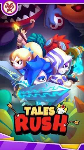 Tales Rush! screenshot 3