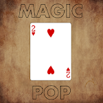 Magic Card Pop Icon