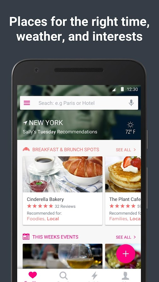 New York City Guide - Trip.com- screenshot
