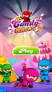 Candy Ninjas - náhled
