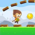 Super Jungle Monkey Run Dash icon
