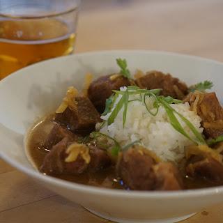 Vietnamese Clay Pot Pork.